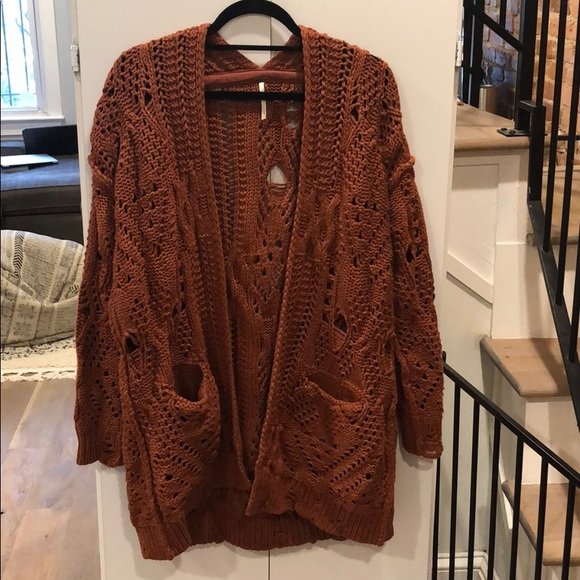 Free People Sweaters - Free People Chunky Knit Sweater